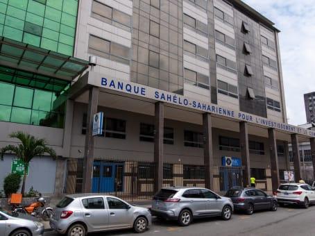 建筑位于Abidjan7 avenue Nogues - Abidjan Plateau, 5ème étage 1