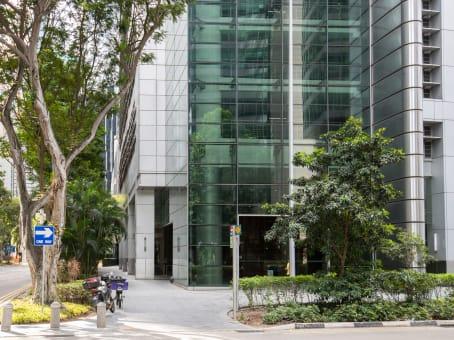 建筑位于Singapore3 Church Street, #08 Samsung Hub 1
