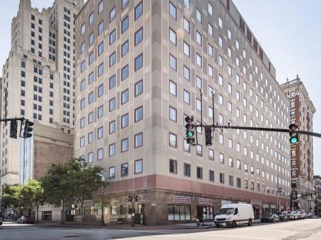 建筑位于Providence10 Dorrance Street, Downtown Providence, Suite 700 1