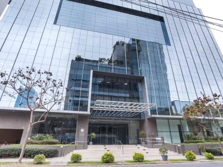 Gebäude in Calle Dean Valdivia 148, Edif. Platinum Plaza I, piso 11 San Isidro in Lima 1