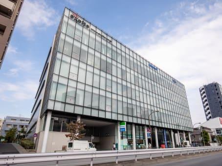 Building at 3-20-1 Minamiazabu, 5F Daiwa Azabu Terrace, Minato-ku in Minato-ku 1