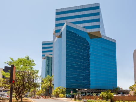 建筑位于BrasiliaCorporate FInancial Center, 5º andar, Setor Comercial Norte, Quadra 2, Bloco A, 190, Asa Norte 1