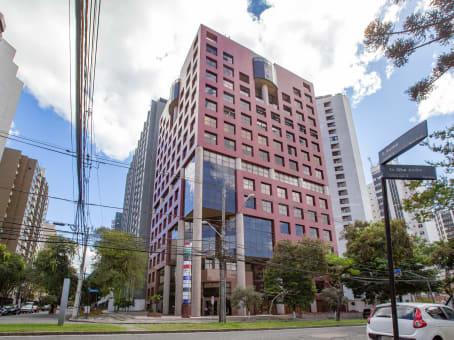 建筑位于CuritibaRua Pasteur, 463 13º andar, Água Verde 80, Rua Pasteur 1