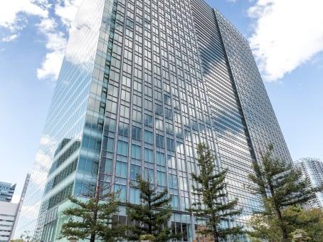 Building at 1-2-20 Kaigan, 3/F Shiodome Building, Minato-ku in Minato-ku 1
