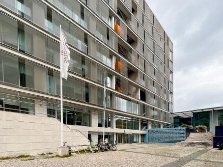 建筑位于LisbonAvenida D. João II, 50, Edificio Mar Vermelho, Parque das Nações 1