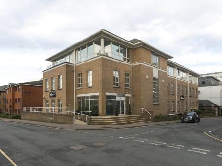 建筑位于Redhill25 Clarendon Road, Abbey House 1