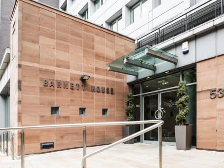 建筑位于Manchester53 Fountain Street 1