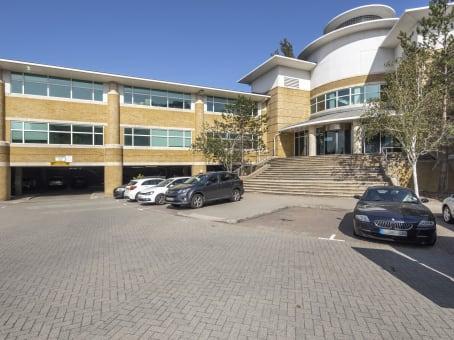 建筑位于WeybridgeWellington Way, Brooklands Business Park 1