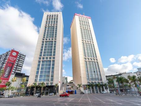 建筑位于CasablancaTwin Center, Tour Ouest, 16e étage., Angle Boulevards Zerktouni et Al Massira 1