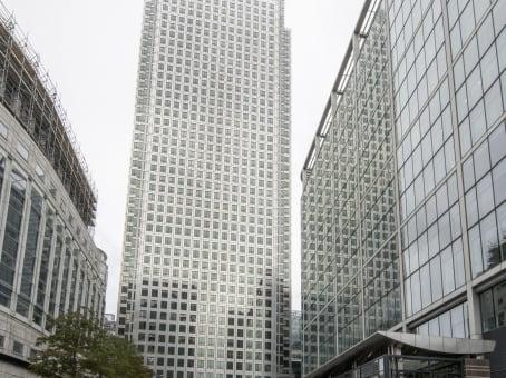 建筑位于London1 Canada Square, 37th Floor, Canary Wharf 1