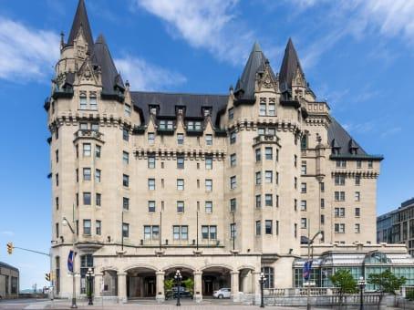 建筑位于Ottawa1 Rideau Street, Fairmont Chateau Laurier, Suite 700 1