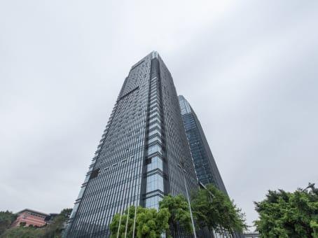 建筑位于重庆市南滨路22号, 长江国际大厦33层, 南岸区 1