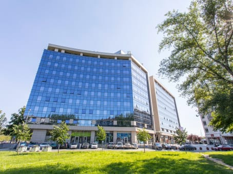 建筑位于BelgradeGTC 19 Avenue, 38-40 Vladimira Popovica Street 1