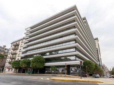 Lokalizacja budynku: ulica American Express Building, 1210 Maipu, 8 floor, CABA, Buenos Aires 1