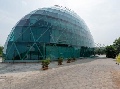 建筑位于HyderabadLevel 2, Oval Building Plot no.18, iLabs, Hyderabad Technology Park, Inorbit Mall Rd 1