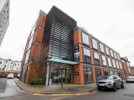 建筑位于Maidenhead1 Bell Street 1
