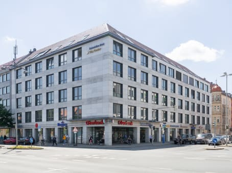 建筑位于NurembergZeltnerstraße 1-3, City Center ZeltnerEck, 3rd Floor 1