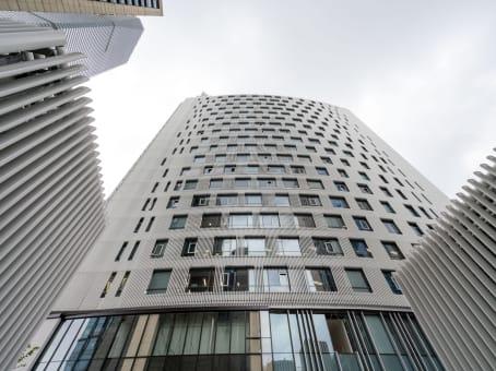 建筑位于上海市南京西路1788号, 1788国际中心9楼, 静安区 1