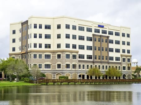 建筑位于St Petersburg970 Lake Carillon Drive, Feather Sound, Suite 300 1