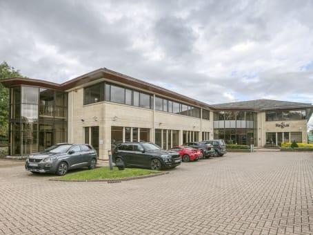 建筑位于BasingstokeCrockford Lane, Pinewood, Chineham Business Park, Chineham 1