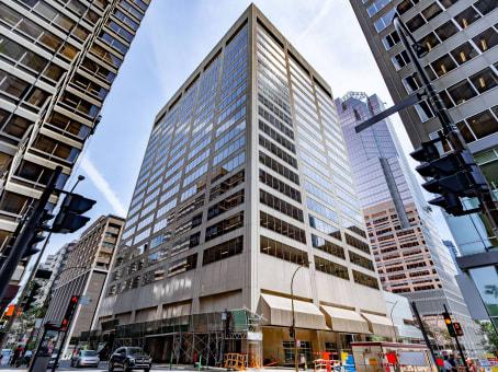 建筑位于Montreal2001 Blvd. Robert Bourassa, Suite 1700 1