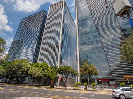 建筑位于Mexico CityAvenida Insurgentes 863, Piso 7, Col. Napoles 1