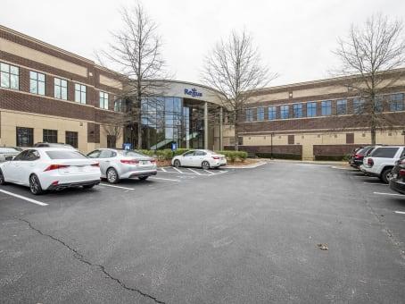 建筑位于Cumming410 Peachtree Parkway, Building 400, Suite 4245 1