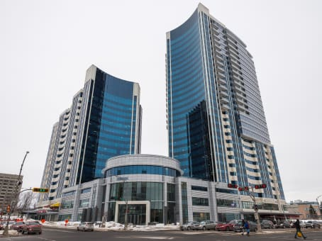 建筑位于Quebec City2828 Boulevard Laurier, Suite 700 1