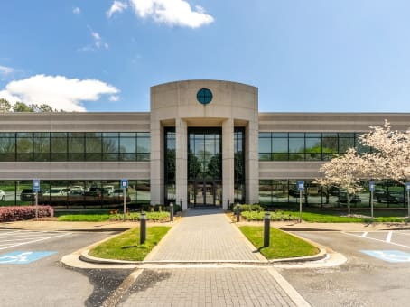 建筑位于Johns Creek11555 Medlock Bridge, Suite 100 1