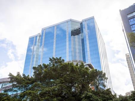 建筑位于香港美丽华大厦10楼, 尖沙咀弥敦道132号, 九龙 1