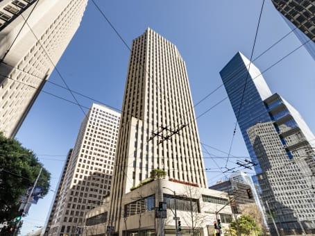 建筑位于San Francisco201 Mission, Suite 1200 1