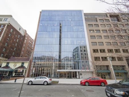 Building at 20 F Street Conference Center, 20 F Street Northwest, 7th Floor in Washington 1