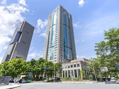 Gebäude in 1 Taizi Road, 3/F, New Times Plaza in Shenzhen 1