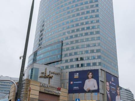 建筑位于WarsawUl. Zlota 59 (Jerozolimskie Street), Zlote Tarasy, Skylight Building, 14th floor, Ul. Zlota 59 (Jerozolimskie Street) 1