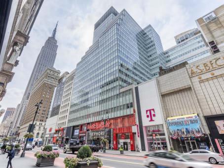 建筑位于Manhattan112 W. 34th Street, 18th Floor 1