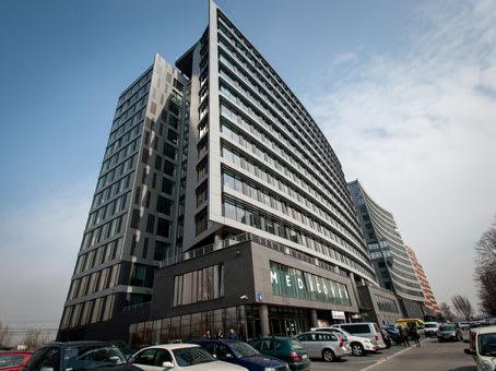 建筑位于WarsawEquaor II, Aleje Jerozolimskie 96 1