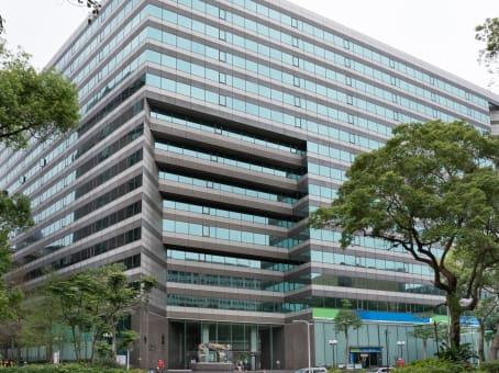 建筑位于台北市敦化北路170號2樓A室 1