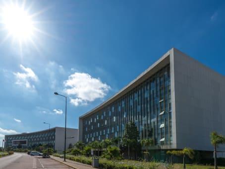 建筑位于CasablancaCasablanca Nearshore Park, 1100, Boulevard Al Quods, Quartier Sidi Maarouf 1