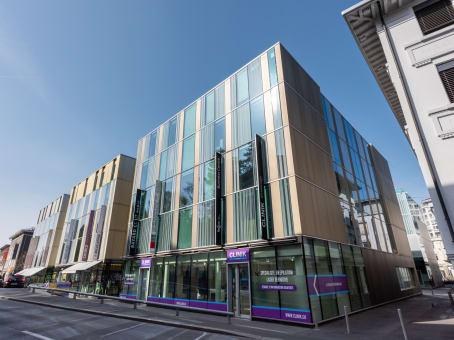Building at Voie du Chariot 3, 4th floor in Lausanne 1