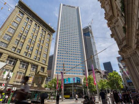 建筑位于Melbourne385 Bourke Street, Level 39 1