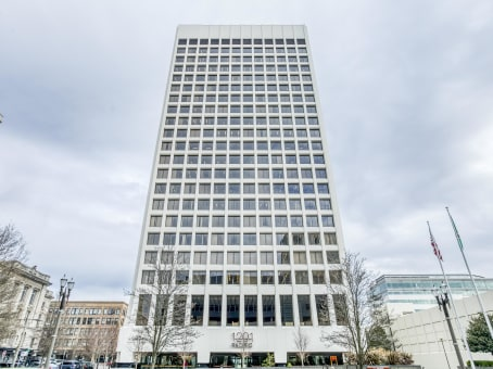建筑位于Tacoma1201 Pacific Avenue, Downtown, Suite 600 1