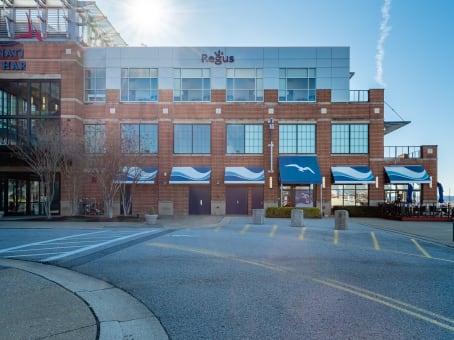 建筑位于National Harbor137 National Plaza, Suite 300 1