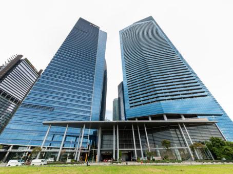 建筑位于Singapore12 Marina Boulevard, #17-01 Marina Bay Financial Tower 3 1
