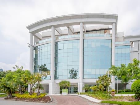 建筑位于Rio de JaneiroAvenida José Silva de Azevedo Neto, 200, Edifício Evolution V, Bloco 4, sala 104, Barra da Tijuca 1