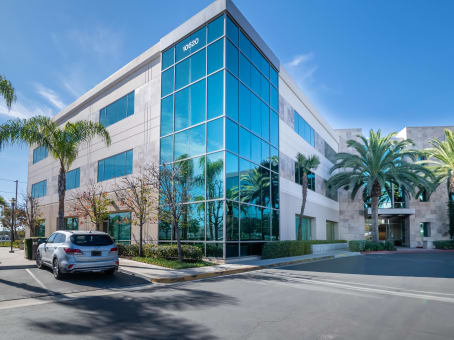 建筑位于San Diego10620 Treena Street, Cush Plaza, Suite 230 1