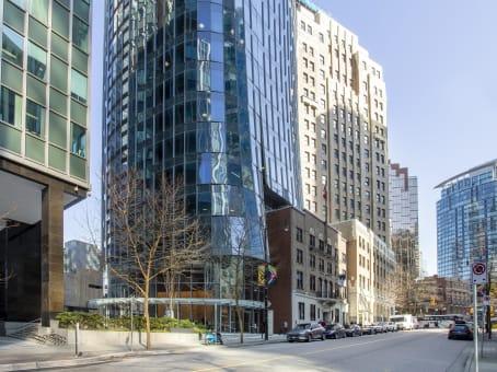 Building at 1021 West Hastings Street, 9th Floor in Vancouver 1