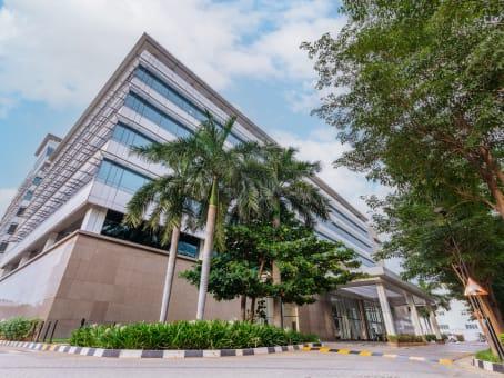建筑位于ChennaiMGR Main Road, Unit 602A, No.143, 6th Floor, Phase 2, Campus 4B, RMZ Millenia Business Park, Kandanchavadi, Perungudi 1