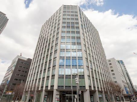 建筑位于Sapporo2-8-1 Kita-Nanajyo Nishi, 9F Sapporo Kita Bldg, Kita-ku 1