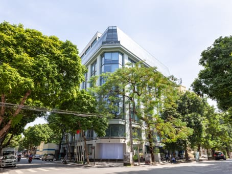 建筑位于HanoiLevel 5, 41A Ly Thai To Street, Hoan Kiem District 1