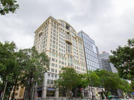 建筑位于Ho Chi Minh CitySaigon Tower, 16th Floor, 29 Le Duan Street, District 1 1
